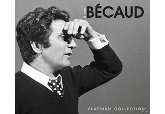 Gilbert Bécaud - Platinum Collection - (CD)