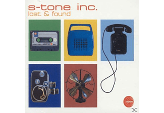 S-Tone Inc. - Lost & Found - (CD)