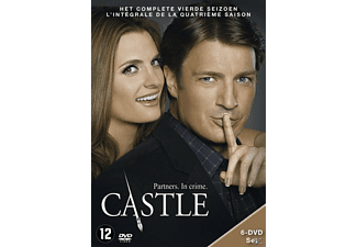 Castle Saison 4 DVD
