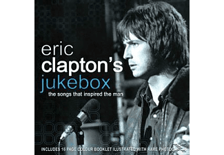 VARIOUS - Eric Clapton's Jukebox-Songs That Inspired The Man - (CD)