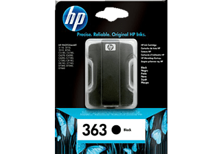 HP Vivera 363 6ml Black - (C8721EE)