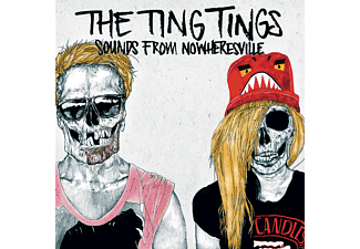 The Ting Tings - Sounds From Nowheresville (CD)