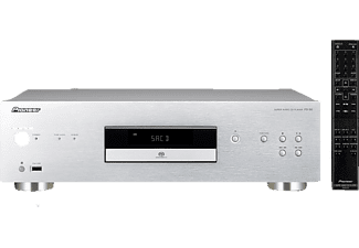 PIONEER PD-50-S, CD/SACD Player, Silber