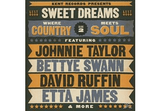 VARIOUS - Sweet Dreams - Where Country Meets Soul Vol.2 - (CD)