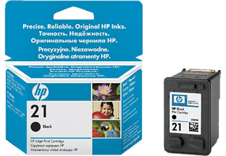 HP 21 5ml Black - (C9351AE)