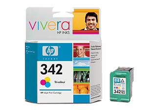 HP Vivera 342 5ml Tri-Color - (C9361EE)