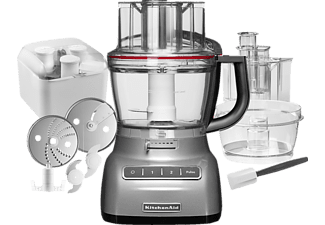 KITCHEN AID 5 KFP 1335 ECU FOOD PROCESSOR 3,1L SILBER