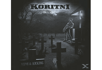 Koritni - Alive & Kicking (Live At Hellfest 2012) - (CD + DVD)