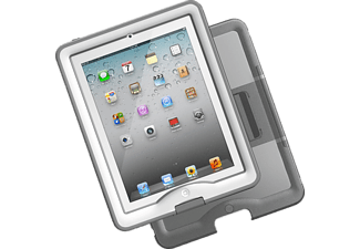LIFEPROOF Cover/Stand for iPad Gen 2/3/4 (White/Gray)