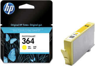 HP HP364 Yellow - (CB320E)