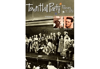 - At Town Hall Party: February 14, 1959 [DVD]
