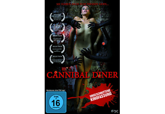 Cannibal Diner - (DVD)
