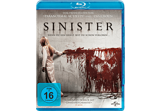 Sinister - (Blu-ray)