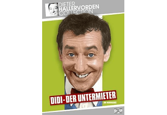Didi - Der Untermieter (Dieter Hallervorden Collection) - (DVD)