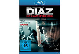 Diaz - Don't Clean Up This Blood - (Blu-ray)