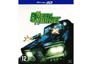 The Green Hornet - 3D | 3D Blu-ray