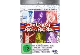 Various - London Rock'n Roll Show - (DVD)