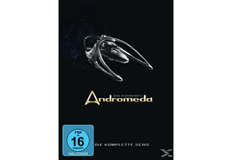 Gene Roddenberry´s Andromeda DVD-Box - (DVD)