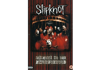 Slipknot - WELCOME TO OUR NEIGHBORHOOD - (DVD)