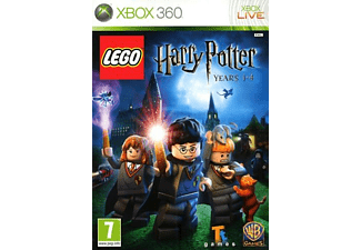 LEGO Harry Potter: Years 1-4  Xbox 360