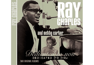 Ray Charles - Ray Charles And Betty Carter/Dedicated To You - (CD)