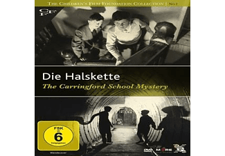 DIE HALSKETTE (CARRINGFORD SCHOOL MYSTERY,1958) [DVD]