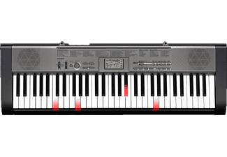 CASIO LK-125 Keyboard, Schwarz