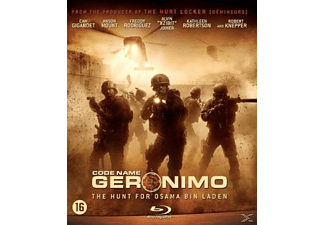 Code Name Geronimo | Blu-ray