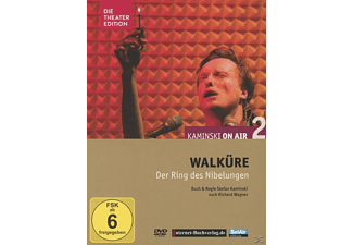 Kaminski On Air 2 - Walküre: Der Ring der Nibelungen - (DVD)