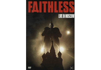 Faithless - Live In Moscow - (DVD)