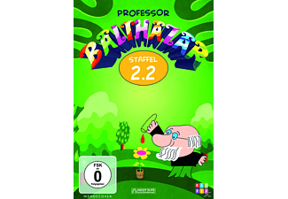 Professor Balthazar Staffel 2.2 - (DVD)