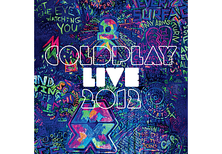 Coldplay - Live 2012 (CD + DVD)