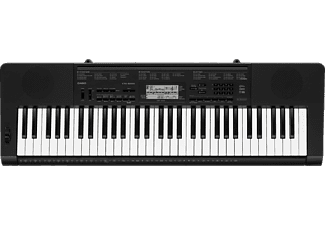 CASIO CTK-3200 Keyboard, Schwarz