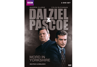 Pascoe - Mord in Yorkshire - (DVD)