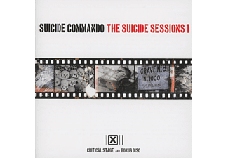 Suicide Commando - THE SUICIDE SESSIONS 1 - (CD)