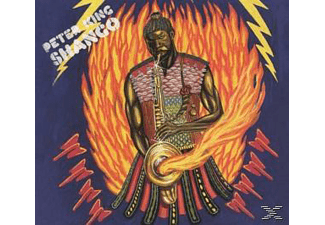 Peter King - Shango - (CD)