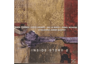 S. & VARIOUS Todorov - Inside Story 2 - (CD)