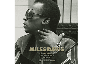 Miles Davis - Threads+Grooves (Miles Runs The Voodoo Down B/W - (Vinyl)