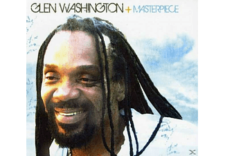 Glen Washington - Masterpiece - (CD)
