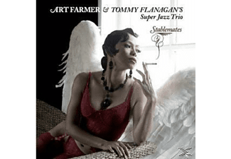 Tommy Flanagan, Art Farmer - Stablemates (CD)