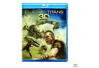 Clash Of The Titans 3D | 3D Blu-ray