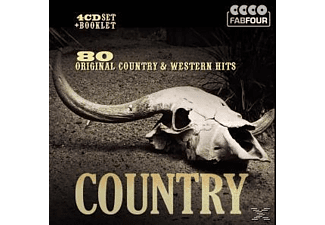 Various - 80 Original Country & Western Hits - (CD)