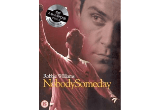 Robbie Williams - Nobody Someday (DVD)