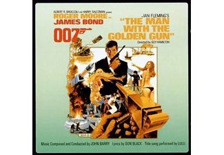 Lulu, John Barry - The Man with the Golden Gun (Az aranypisztolyos férfi) (CD)