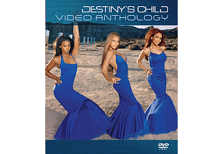Destiny's Child - The Video Anthology (DVD)