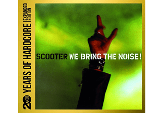 Scooter - 20 Years Of Hardcore - We Bring The Noise (CD)