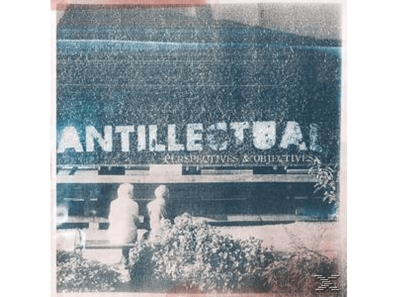 Antillectual - Perspectives & Objectives [Vinyl]