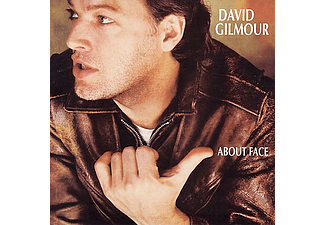 David Gilmour - About Face (CD)