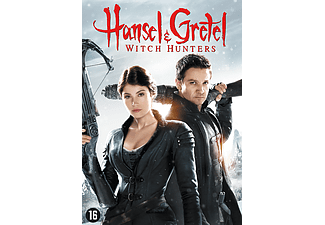 Gretel: Witch Hunters | DVD
