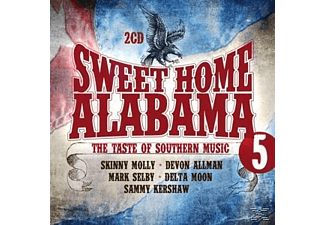 VARIOUS - Sweet Home Alabama - The Taste Of Southern Music 5 - (CD)
